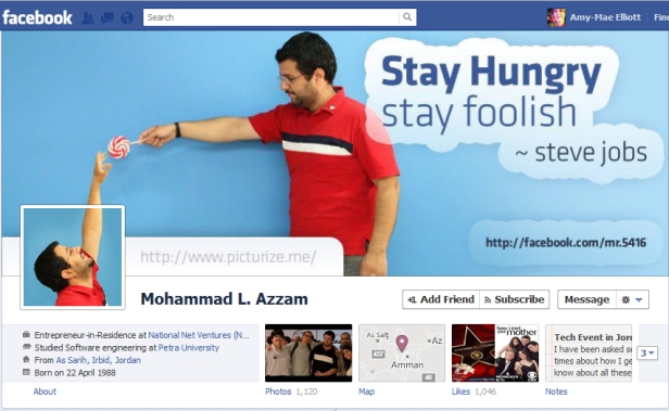 Creative Facebook Timeline Photo Covers