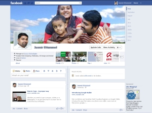 Facebook Timeline Feature